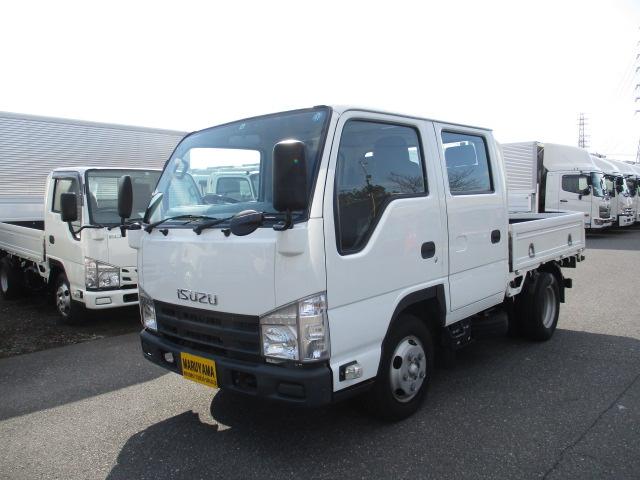 いすゞ エルフ BKG-NJR85A 2WD