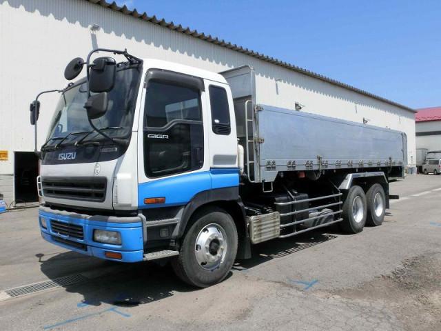 いすゞ ギガ PJ-CYZ51Q5 6x4