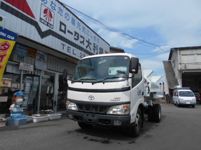 日野 デュトロ BDG-XZU368M 4WD