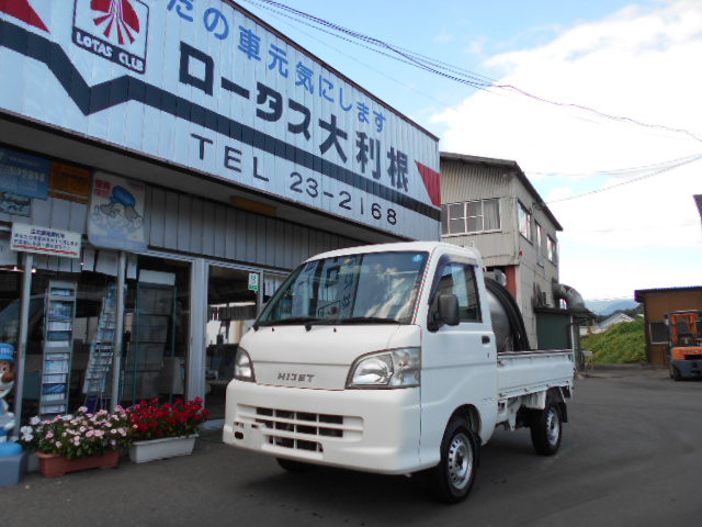 ダイハツ ハイゼットトラック EBD-S211P 4WD