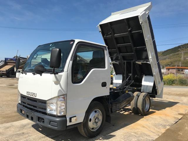 いすゞ エルフ TKG-NKR85AN 2WD