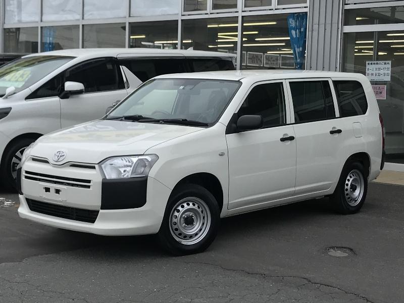 トヨタ サクシードバン DBE-NCP165V 4WD