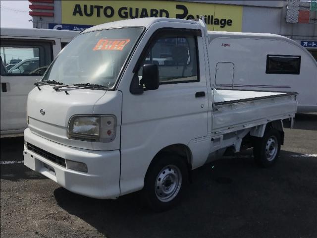 ダイハツ ハイゼットトラック TE-S210P 4WD