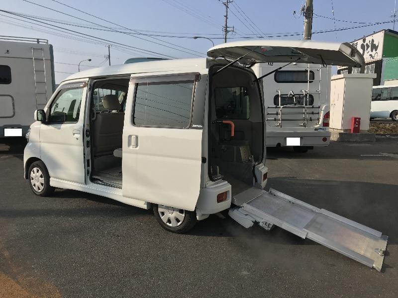 ダイハツ その他(ダイハツ) ABA-S331G改 4WD