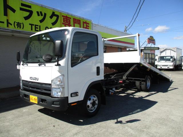 いすゞ エルフ TDG-NPS85AN 4WD