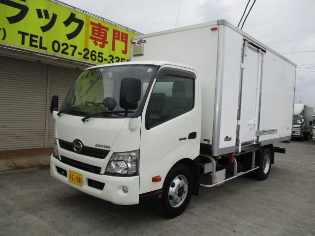 日野 デュトロ TKG-XZU710M 2WD