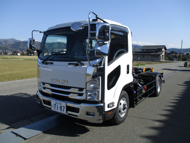 いすゞ フォワード 2RG-FSR90S2