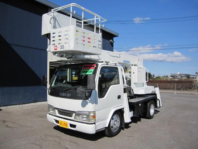 いすゞ エルフ KR-NKR81E3N 2WD