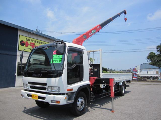 いすゞ フォワード ADG-FRR90K3S 2WD
