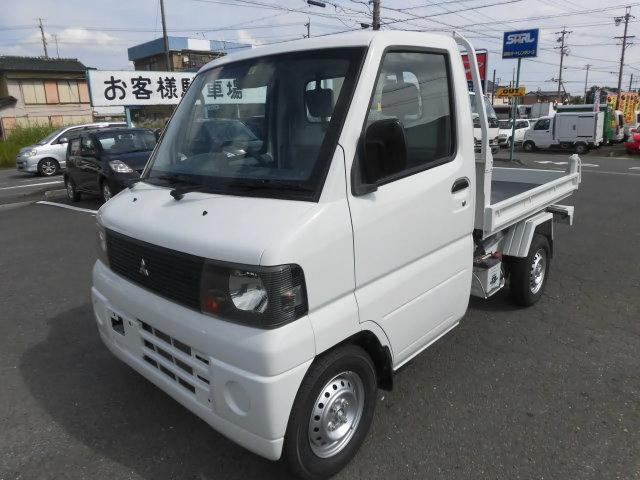 三菱 ミニキャブトラック GBD-U62T 4WD