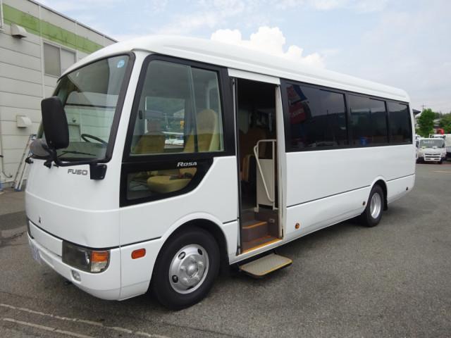 三菱 ローザ PA-BE63DG 2WD