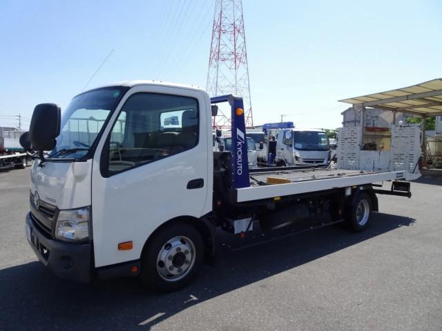 トヨタ トヨエース TKG-XZU722 2WD