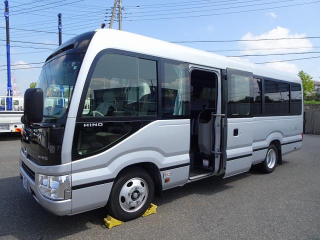 日野 リエッセⅡ SKG-XZB70M 2WD