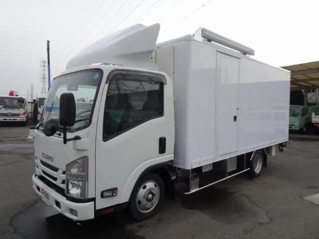 いすゞ エルフ TPG-NMR85AN 2WD
