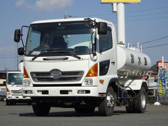 いすゞ フォワード PKG-FRR90S2 2WD