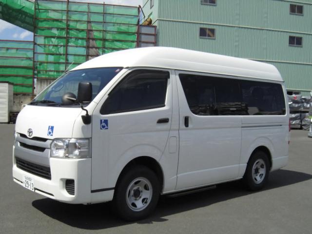 トヨタ ハイエースレジアス LDF-KDH206K改 4WD