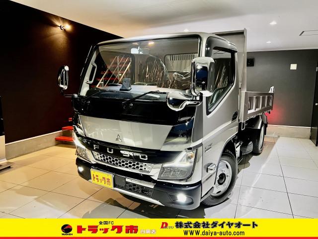 三菱 キャンター 2PG-FBA60 2WD