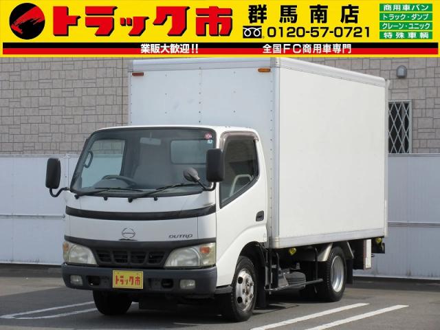 日野 デュトロ PB-XZU301M 2WD