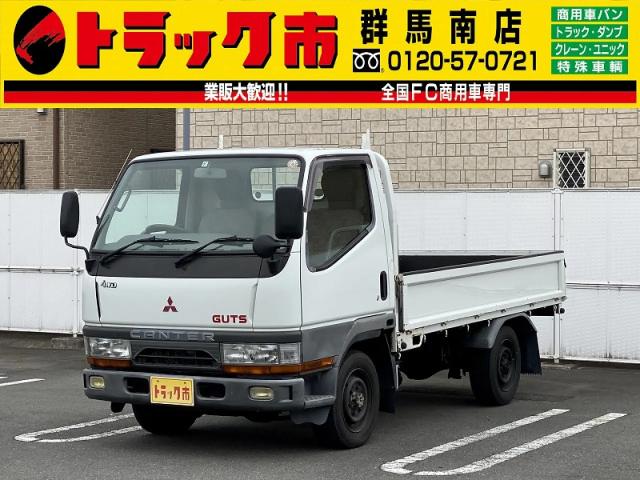 三菱 キャンターガッツ KC-FD501B 4WD