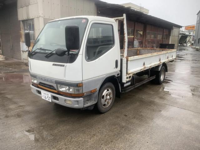 三菱 キャンター KC-FE538E