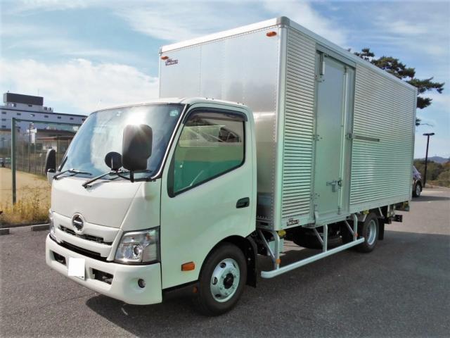 日野 デュトロ 2RG-XZU722M 2WD